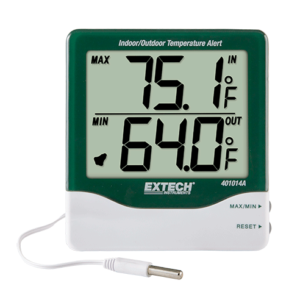 Thermometer, Big Digit Indoor/Outdoor
