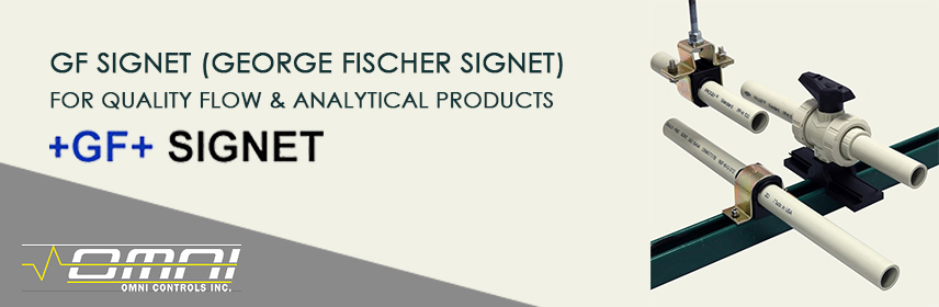 george fisher signet- sensors signet, ph controller